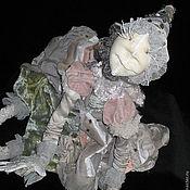 Куклы и игрушки ручной работы. Ярмарка Мастеров - ручная работа Зимним утром... Handmade.