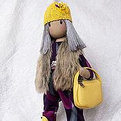 Куклы и игрушки ручной работы. Ярмарка Мастеров - ручная работа Осенняя куколка. Handmade.