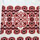 Рушник 9 с ручной вышивкой крестом, Рушники, Гайсин,  Фото №1