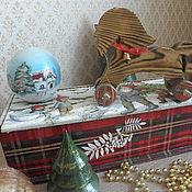Для дома и интерьера ручной работы. Ярмарка Мастеров - ручная работа ЛОШАДКИ. Handmade.