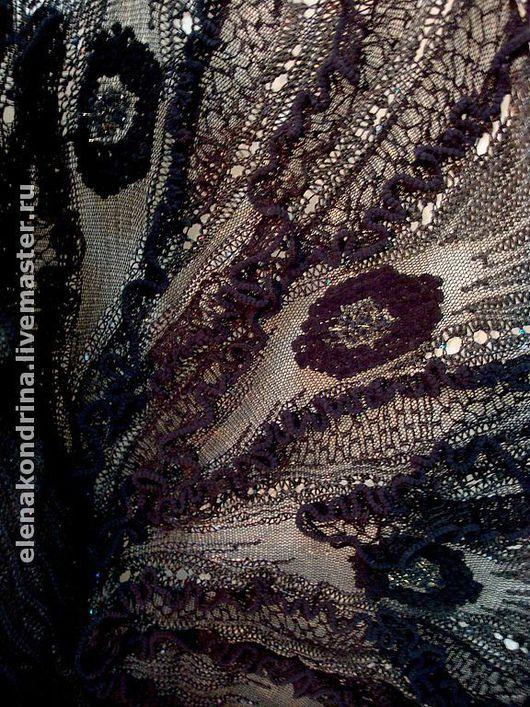 """Юбки ручной работы. Ярмарка Мастеров - ручная работа. Купить Юбка """"Черное чудо"""" для Ирины. Handmade. Дизайнерская одежда"""