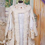 Свадебный салон ручной работы. Ярмарка Мастеров - ручная работа Свадебный Боярский костюм. Handmade.