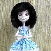 Куклы и игрушки ручной работы. Ярмарка Мастеров - ручная работа Платье для кукол типа Monster High, Ever After High, Marico. Handmade.