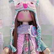 Куклы и игрушки ручной работы. Ярмарка Мастеров - ручная работа совушка Оленька). Handmade.