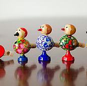 Музыкальные инструменты handmade. Livemaster - original item Bird whistle wooden. Handmade.