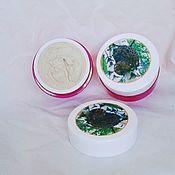 handmade. Livemaster - original item Anti-aging cream Chaga. Handmade.