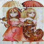 ЛиГа <Творческий уголок> - Ярмарка Мастеров - ручная работа, handmade