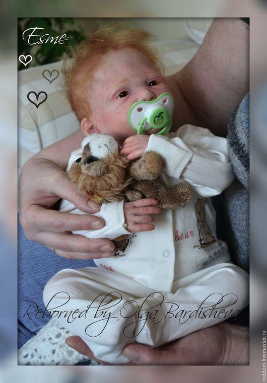Куклы-младенцы и reborn ручной работы. Ярмарка Мастеров - ручная работа. Купить Esme kit Ellenie by Sabine Altentenkirch. Handmade.