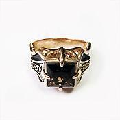 Украшения handmade. Livemaster - original item A gold ring Claw Glaurung. Handmade.