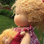 Куклы и игрушки ручной работы. Ярмарка Мастеров - ручная работа Яся. Handmade.