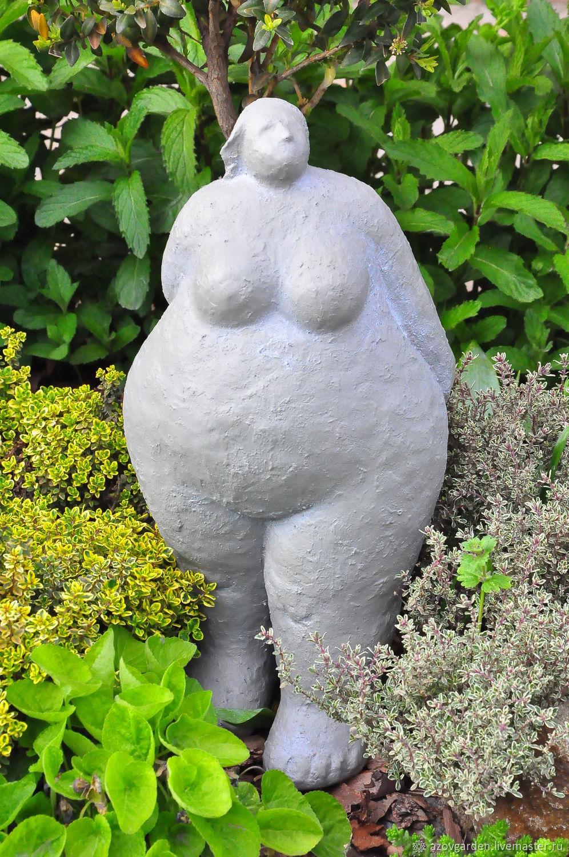 Ideal forms No. №1 concrete figurine figure of a woman, Sculpture, Azov,  Фото №1