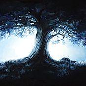 """Картины и панно ручной работы. Ярмарка Мастеров - ручная работа """"древо жизни"""". Handmade."""