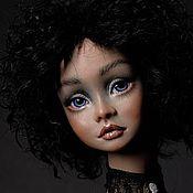 Куклы и игрушки ручной работы. Ярмарка Мастеров - ручная работа Клео фарфоровая шарнирная кукла. Handmade.