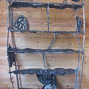 Для дома и интерьера ручной работы. Ярмарка Мастеров - ручная работа Этажерка для игрушек и книг. Handmade.