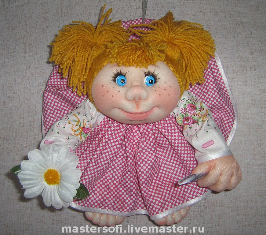 Кукла попика мастер класс 7