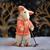 Куклы и игрушки handmade. Livemaster - original item Larisa. Handmade.
