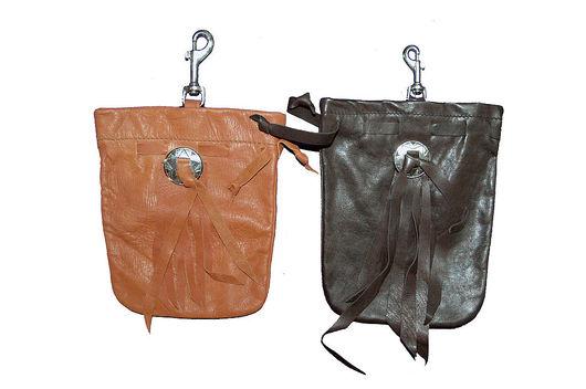 Номер141-4 и 141-0. Изделия из кожи, кожаные изделия, футляры, подсумки. КИСЕТЫ, МЕШОЧКИ.