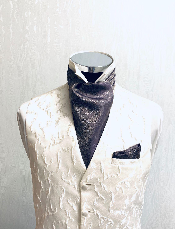 Шейный платок Аскот (галстук) Danio, Галстуки, Москва,  Фото №1