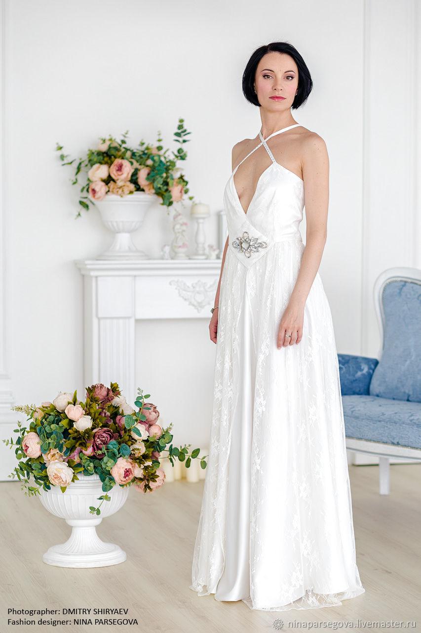 Wedding dress 'Malva', Wedding dresses, Moscow,  Фото №1