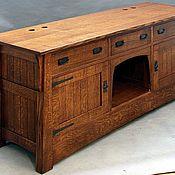 Комоды ручной работы. Ярмарка Мастеров - ручная работа Комод из твердых пород древесины. Handmade.