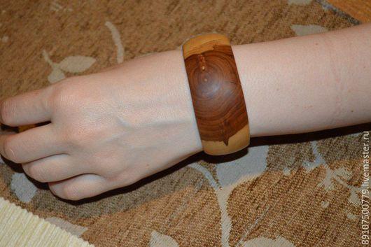 Браслеты ручной работы. Ярмарка Мастеров - ручная работа. Купить браслет из рябины. Handmade. Чёрно-белый, натуральный цвет