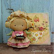 Куклы и игрушки ручной работы. Ярмарка Мастеров - ручная работа Март. Мамины помощники. Handmade.