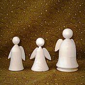 Материалы для творчества ручной работы. Ярмарка Мастеров - ручная работа Ангелочки, 3 видов. Handmade.
