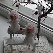 Куклы и игрушки ручной работы. Ярмарка Мастеров - ручная работа Райское яблочко. Handmade.