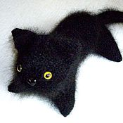 Куклы и игрушки ручной работы. Ярмарка Мастеров - ручная работа котяра. Handmade.