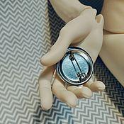 Одежда для кукол ручной работы. Ярмарка Мастеров - ручная работа Одежда для кукол: значки на заказ для кукол BJD 60-70 см и Blythe. Handmade.