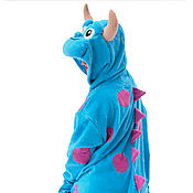 Субкультуры handmade. Livemaster - original item Costume kigurumi Sulley Monsters Inc. SALLY FUNKY MONSTER KIGU. Handmade.