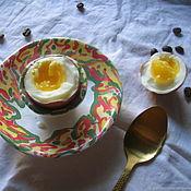 """Рюмки ручной работы. Ярмарка Мастеров - ручная работа Рюмка для яйца """"Мягкость Фланели"""". Handmade."""