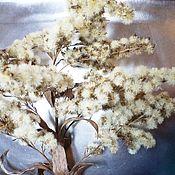 Растения ручной работы. Ярмарка Мастеров - ручная работа Сухоцветы кустарника сумаха пушистого. Handmade.