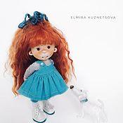 Куклы и пупсы ручной работы. Ярмарка Мастеров - ручная работа Авторская текстильная кукла. Handmade.