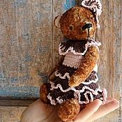 Куклы и игрушки ручной работы. Ярмарка Мастеров - ручная работа Мишка Милли. Handmade.
