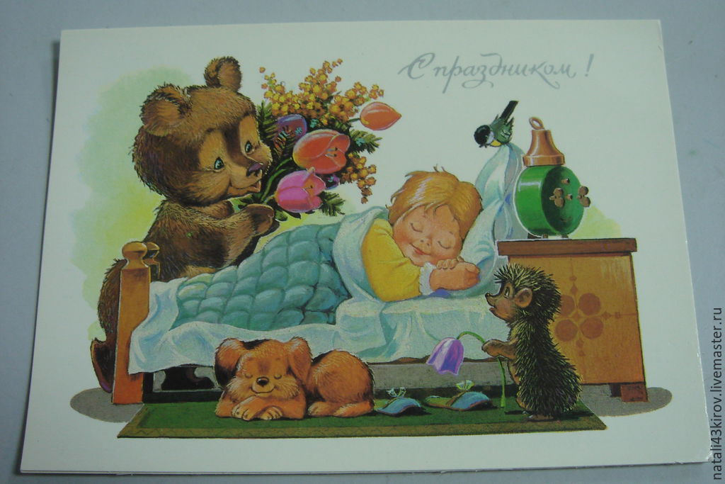 поздравительная открытка фото роз
