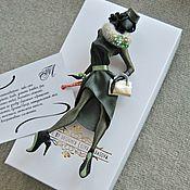 """Украшения ручной работы. Ярмарка Мастеров - ручная работа комплект: брошь """"Элина"""",снуд. Handmade."""