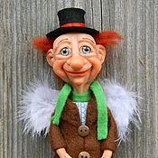 Куклы и игрушки ручной работы. Ярмарка Мастеров - ручная работа Я рядом.. Handmade.