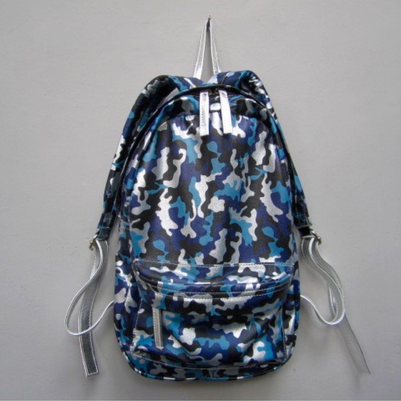Рюкзак милитари из кожи ягненка, Рюкзаки, Санкт-Петербург,  Фото №1