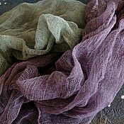 """Сувениры и подарки ручной работы. Ярмарка Мастеров - ручная работа Раннер """"темный фиолет"""" хлопковый для фотосессий. Handmade."""