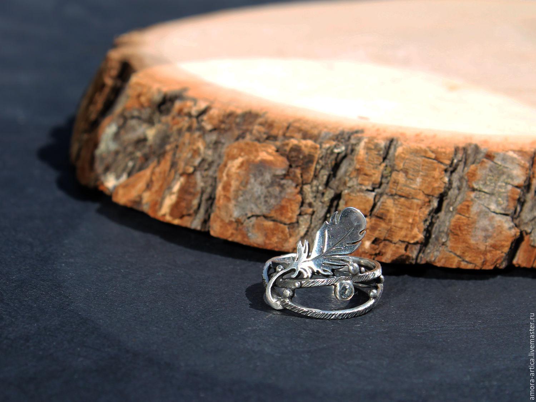 Как сделать серебряное кольцо