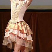 """Одежда ручной работы. Ярмарка Мастеров - ручная работа Платье сценическое """"Николь"""". Handmade."""