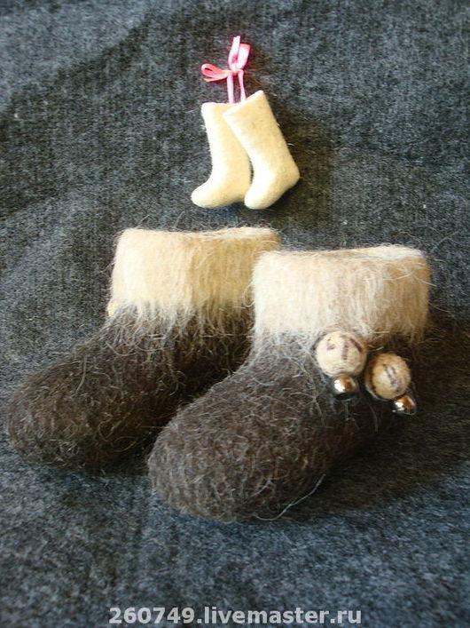 Обувь ручной работы. Ярмарка Мастеров - ручная работа. Купить Чуни детские со стелькой. Handmade. Детские чуни