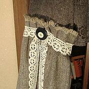 Одежда ручной работы. Ярмарка Мастеров - ручная работа Бохо куртка с капюшоном. Handmade.