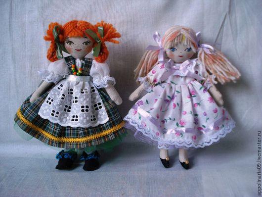 Ароматизированные куклы ручной работы. Ярмарка Мастеров - ручная работа. Купить куколка игровая. Handmade. Белый, кукла в подарок, фатин
