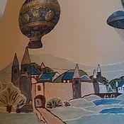 Для дома и интерьера ручной работы. Ярмарка Мастеров - ручная работа Ангел замка. Handmade.