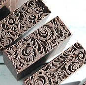 Косметика ручной работы. Ярмарка Мастеров - ручная работа Chocolat Greedy.Натуральное мыло с нуля на молоке. Handmade.