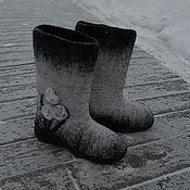 Обувь ручной работы handmade. Livemaster - original item Boots for the street