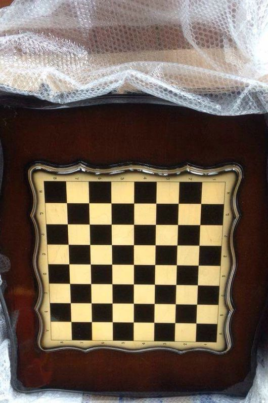 Мебель ручной работы. Ярмарка Мастеров - ручная работа. Купить Шахматный стол ручной работы (темный шоколад). Handmade.