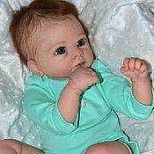Куклы и игрушки ручной работы. Ярмарка Мастеров - ручная работа кукла реборн Алешенька. Handmade.